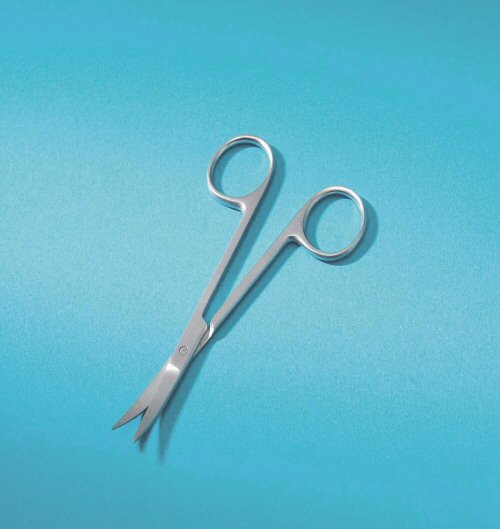 Iris Stitch scissor curved